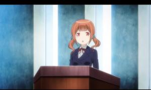 「レガリア The Three Sacred Stars」第01話より 上からアオイ、ナル ユイの側女ちゃん候補ですね!(笑)