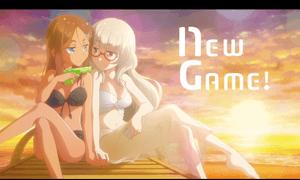 「NEW GAME!」第07話より 本編でもこういうシーンを見たいところです
