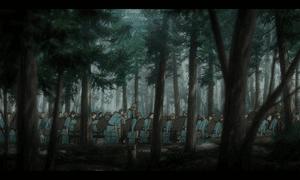 「終末のイゼッタ」第2話より ようやく合流したエイルシュタット軍は絶賛敗走中・・・ まだまだ気が抜けません