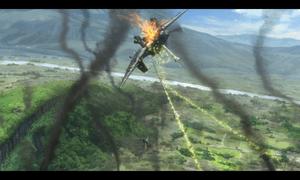 「終末のイゼッタ」第3話より 撃墜するまでランスが追尾してくる様は正にミサイル